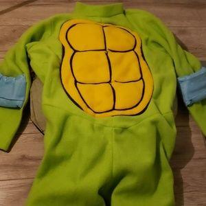 Ninja turtle Leonardo Halloween costume